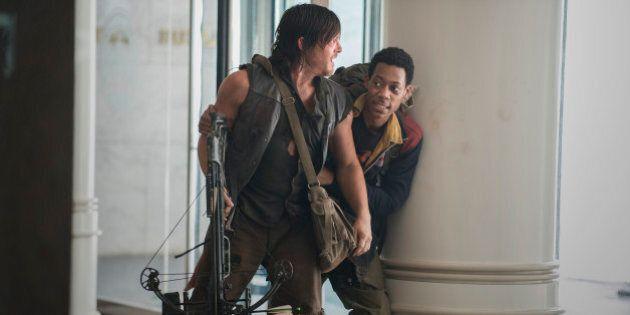 'Walking Dead' Midseason Finale: Tyler James Williams Reveals What We Can