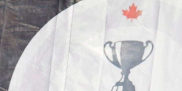 Vancouver Is Gearing Up for a Grey Cup