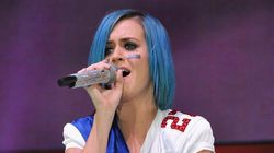 Katy Perry Will Roar At The Super Bowl Halftime
