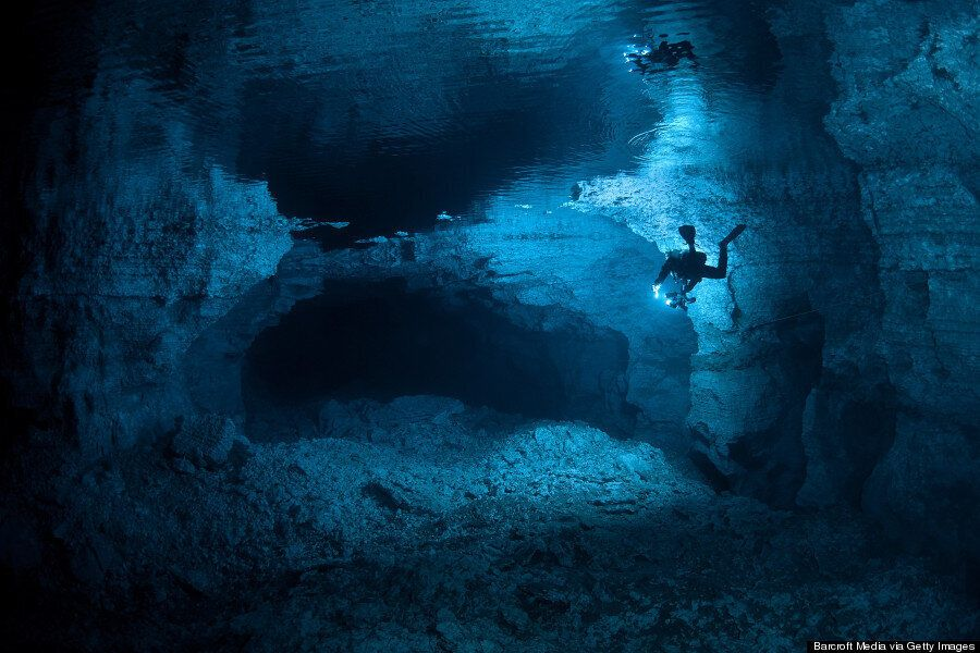 Orda Cave Is One Spot In Russia You Never Knew You Wanted To Visit