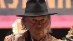 Neil Young On Anti-Oilsands