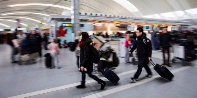 Pearson Airport Glitch That Caused Check-In Delays Mostly Dealt