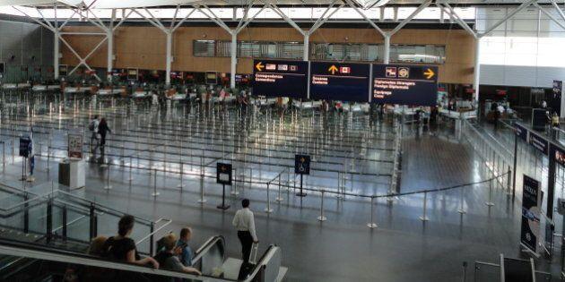 Montréal–Pierre Elliott Trudeau International Airport Temporarily Closed Due To Freezing