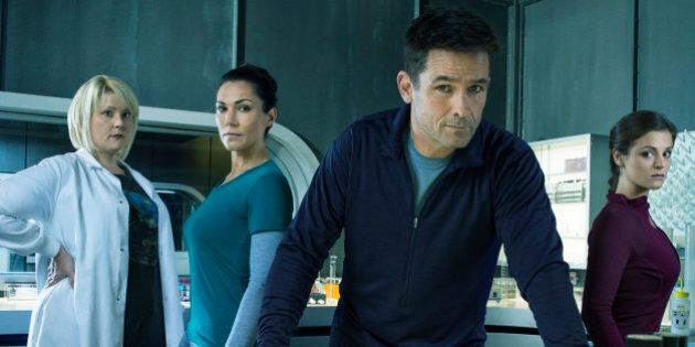 Billy Campbell Talks 'Helix' And What To Expect From Season