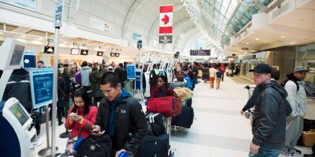 Pearson Airport Delays And Cancellations Continue As Deep Freeze