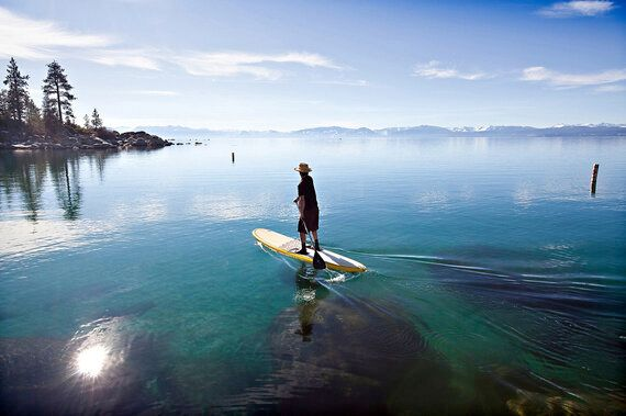 5 Incredible Stand-Up Paddleboarding Destinations In North