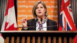 Pundit Calls Andrea Horwath