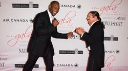 Lennox Lewis Wants To Make Canadian Boxing 'Sexy'