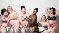 This Is What A Truly Diverse Plus-Size Campaign Looks