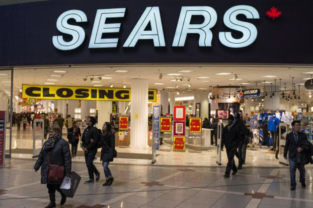 Sears Canada Laid-Off Employees Won't Receive Severance