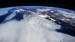Stunning Space Time-Lapse Captures The Moon Shining On Pacific