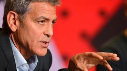 'Houston Is Syria,' George Clooney Tells Toronto Press