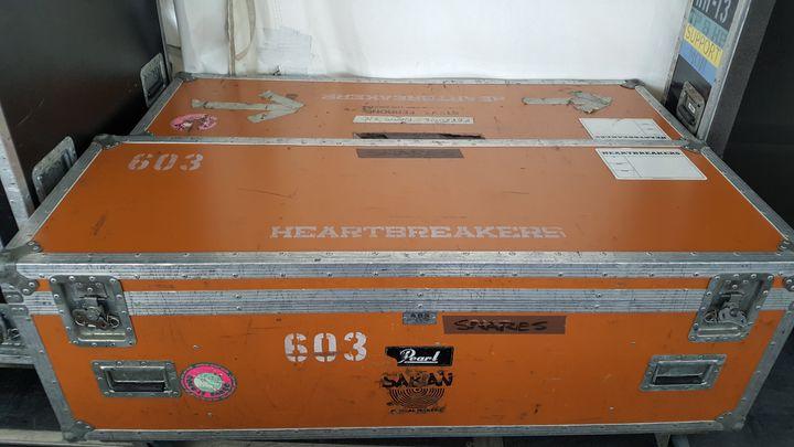 Tom Petty & The Heartbreakers' gear boxes.