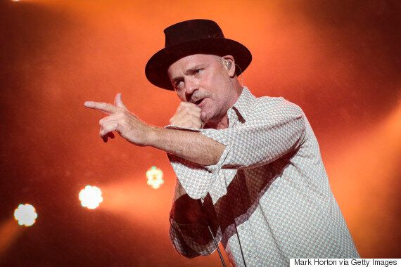 Gord Downie To Release New Album And Graphic