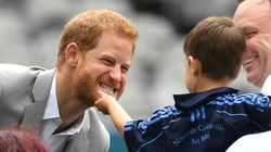 All The Times Prince Harry Was Ridiculously Adorable With Little