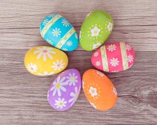 Have you coloured your eggs yet?