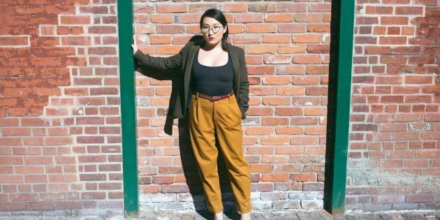 Blog author Nadia Guo.