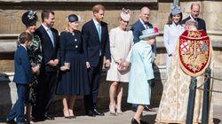 Meghan Markle Skips Royal Family's Easter Sunday