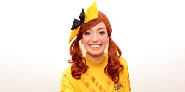 Actress Emma Watkins on Sept. 7, 2013 in Thousand Oaks, California. Watkins is the most beloved Wiggle on the wildly popular kid's show