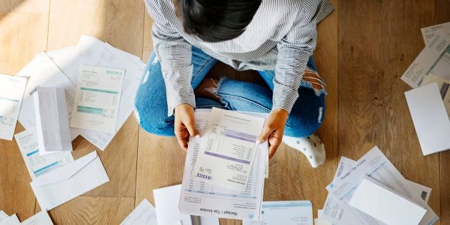 Household Debt Leaves Canadians 'Maxed Out' With No Plan For Repayment: