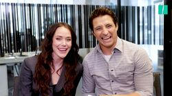Watch Tessa And Scott Twizzle Their Way Through Canadian