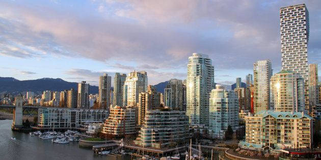 Condo towers along the shore of False Creek in Vancouver. You need to be among the top 25 per cent of...