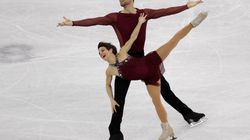 Skating Champ Meagan Duhamel Kicks Off Tour With Pregnancy