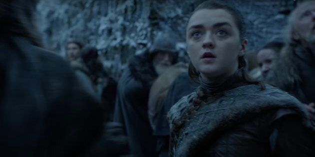 Arya was a badass in Sunday night's 'Game of Thrones.'