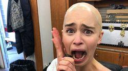 Même Emilia Clarke a eu du mal à se remettre du dernier épisode de GoT