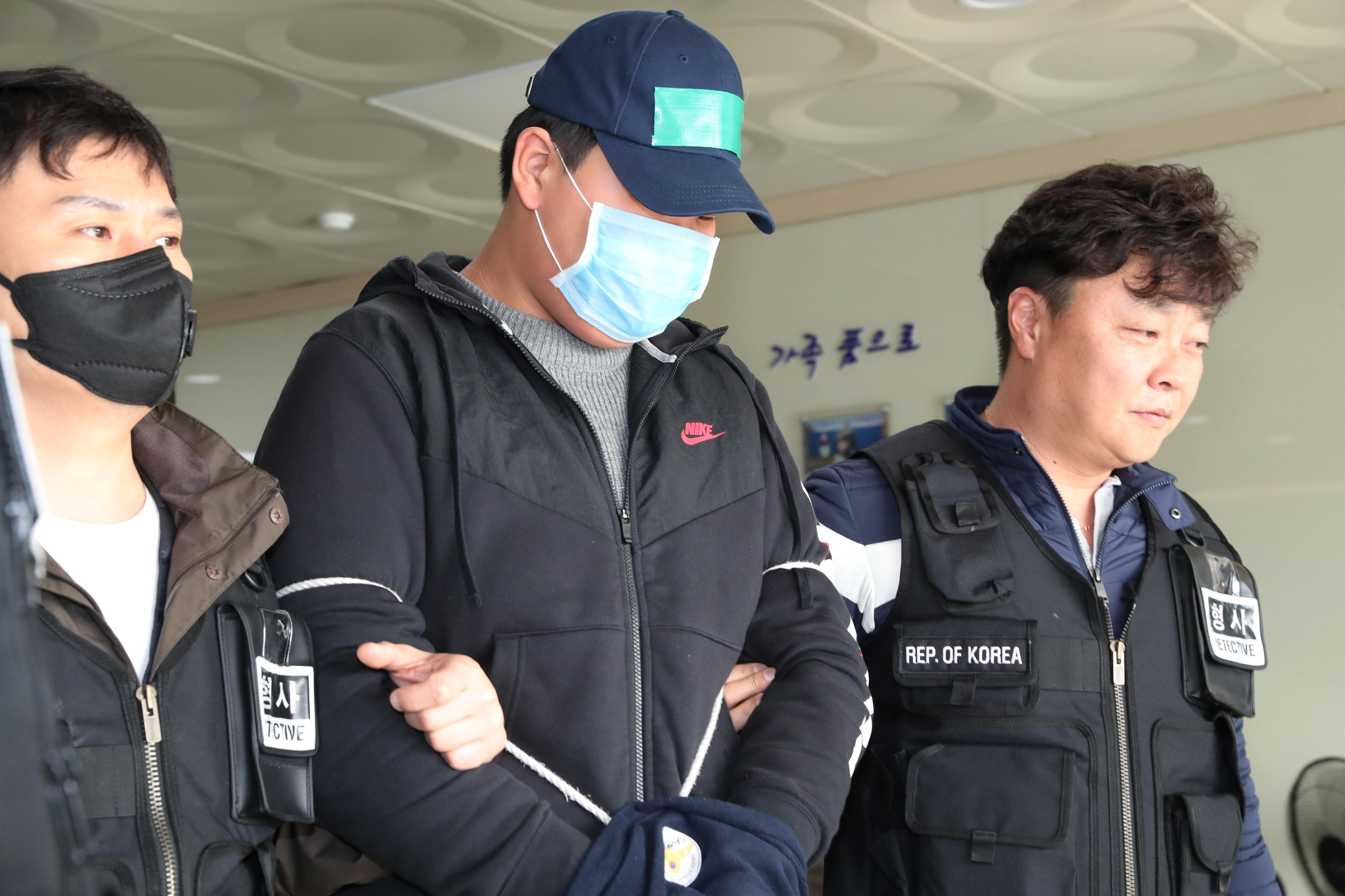 인천 중학생 추락사건 가해자들에 실형이