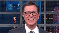Colbert Turns Trump's Trade War With China Into A Terrible New Taco Bell