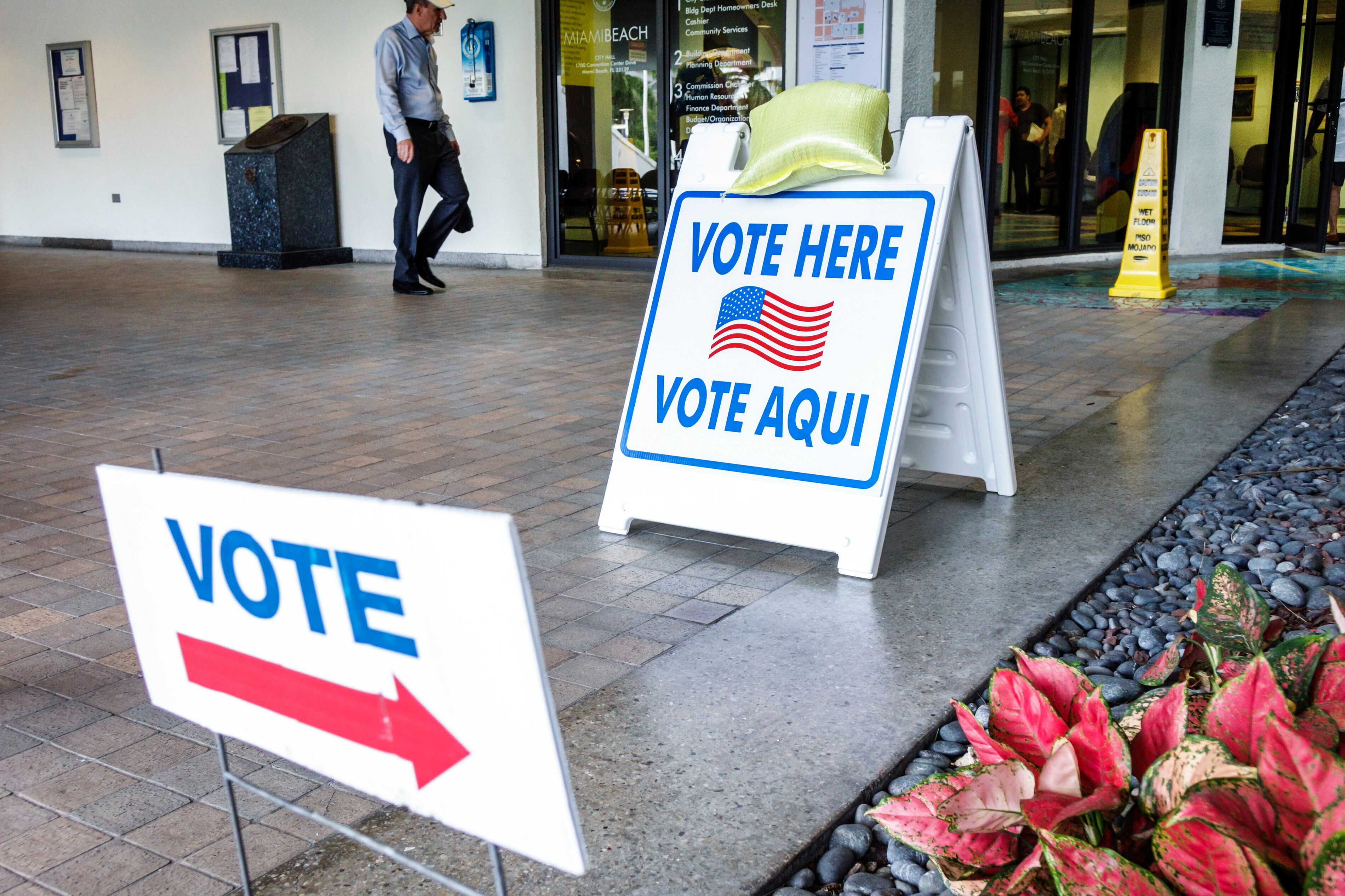 Judge Requires Florida Counties To Provide Spanish-Language Ballots In