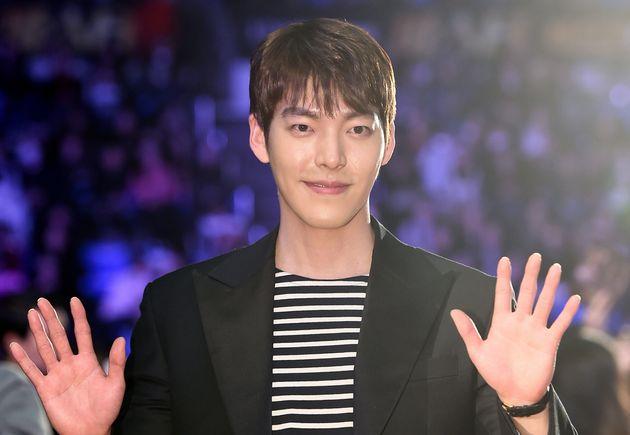 '비인두암 투병' 배우 김우빈의 근황이