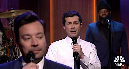 Pete Buttigieg Slow Jam on Jimmy Fallow