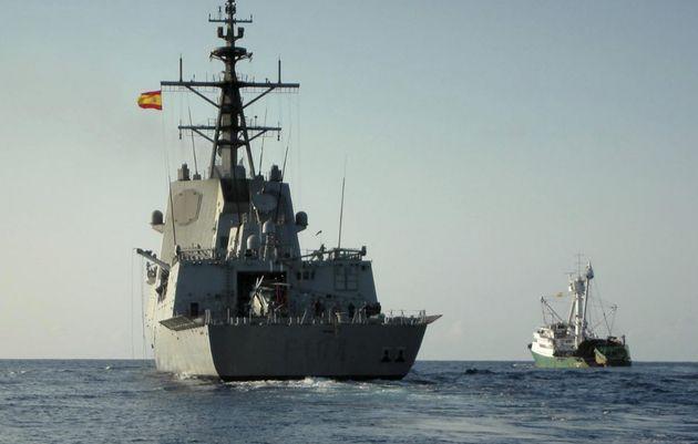 España retira la fragata 'Méndez Núñez' del grupo de combate de EEUU tras la escalada de tensión con