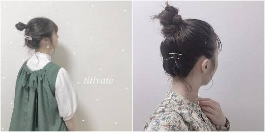 最簡單綁髮技巧