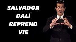 Un musée redonne vie à Salvador Dali grâce à l'intelligence