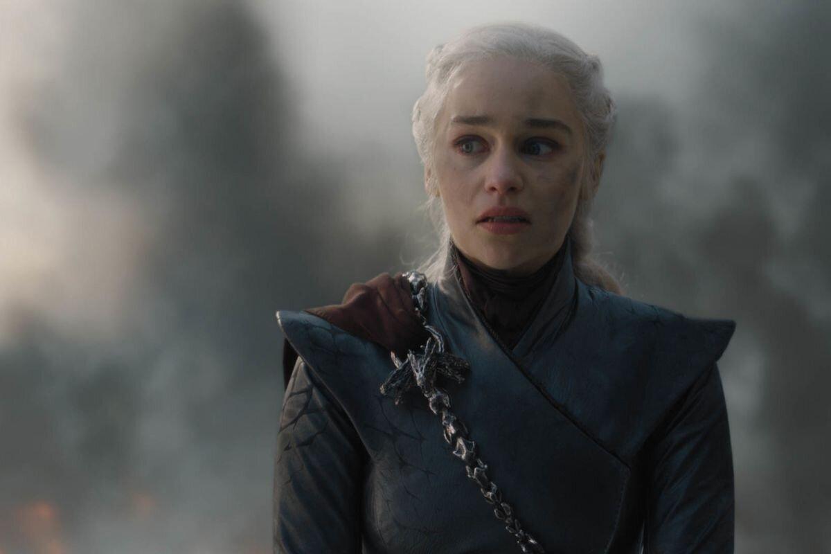 Gli sceneggiatori del Trono di Spade spiegano cosa è successo a Daenerys nel quinto episodio