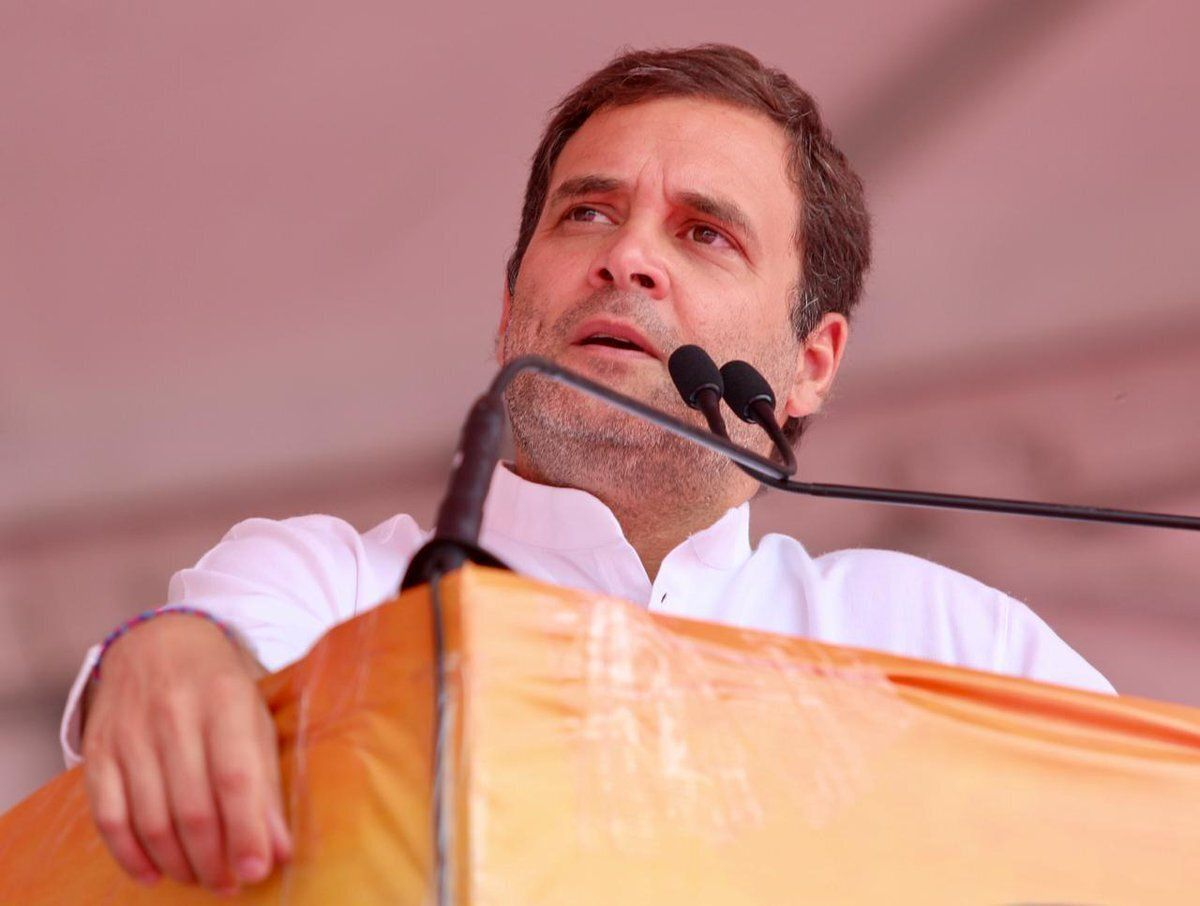 Rahul Gandhi Taunts Modi: Do Aircrafts Disappear From Radar During