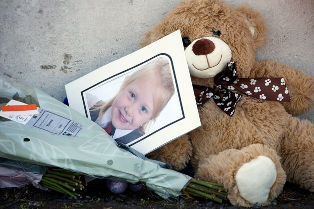 Alesha MacPhail was found dead on the Isle of Bute just days into her school