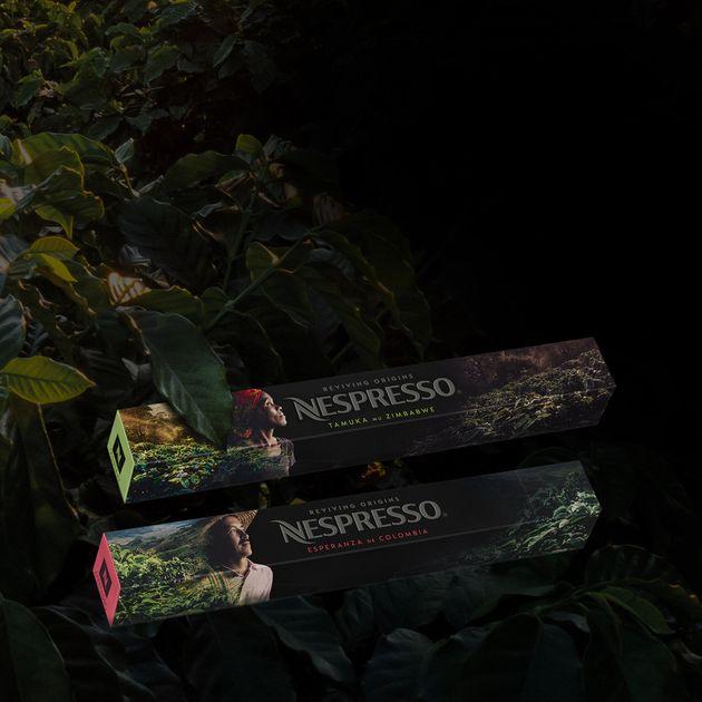 리바이빙 오리진 커피'에스페란자 데 콜롬비아(ESPERANZA de COLOMBIA)', '타무카 무 짐바브웨(TAMUKA mu