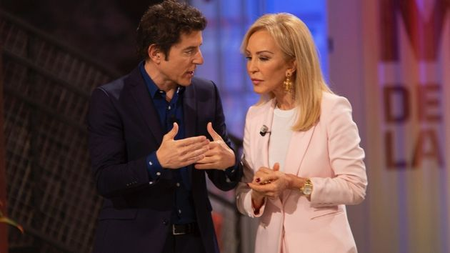 La controvertida frase que hizo a Carmen Lomana protagonista de 'Masters de la reforma' (Antena