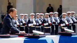 L'hommage aux deux soldats tués au Burkina Faso, minute par