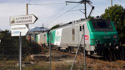Ce train SNCF de fruits et légumes pour Rungis pourrait être