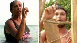 El ataque de más aplaudido de Isabel Pantoja a Omar Montes en 'Supervivientes':