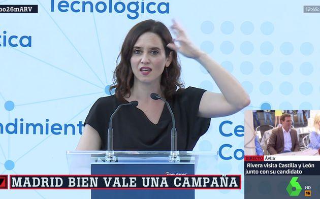 La declaración de Díaz Ayuso que escandaliza por lo que dice de la mujer que le