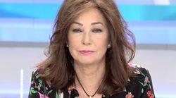 Ana Rosa Quintana, sobre el líder de un partido: