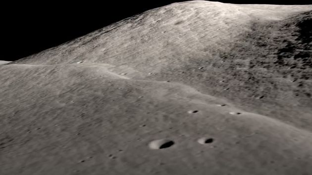 NASA: Η συρρίκνωση της Σελήνης μπορεί να προκαλεί