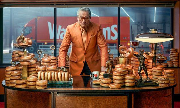 Robert De Niro Explains Himself After Appearing In Warburtons Advert