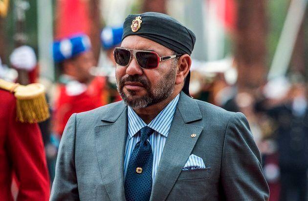 "Le roi Mohammed VI reçoit la ""Ellis Island Medal of Honor"""